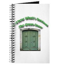 The Green Door Journal