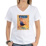 Rosie the Riveter Women's V-Neck T-Shirt