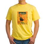 Rosie the Riveter Yellow T-Shirt