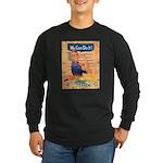 Rosie the Riveter Long Sleeve Dark T-Shirt