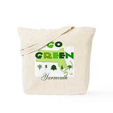 Go Green Yarmouth Reusable Tote Bag
