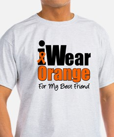 Leukemia (Best Friend) T-Shirt