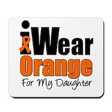 Leukemia (Daughter) Mousepad