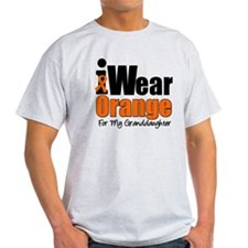 Leukemia Ribbon T-Shirt