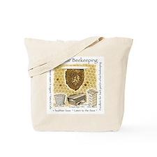 Top Bar Hive Tote Bag