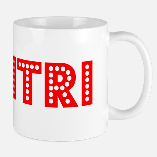 Retro Dimitri (Red) Mug