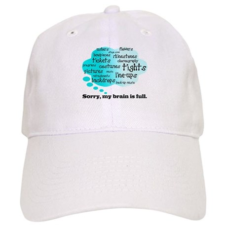 Dance Teacher Recital Cap