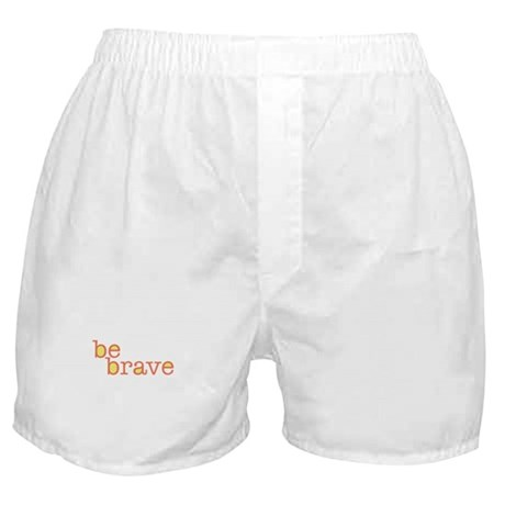 Be Brave Boxer Shorts