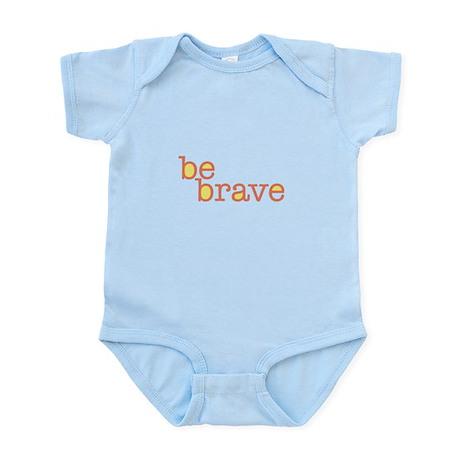 Be Brave Infant Bodysuit