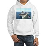 USS Constellation CV-64 Hooded Sweatshirt