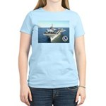 USS Constellation CV-64 Women's Light T-Shirt