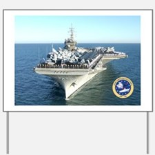 USS Constellation CV-64 Yard Sign