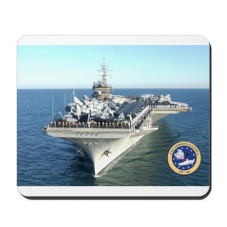 USS Constellation CV-64 Mousepad