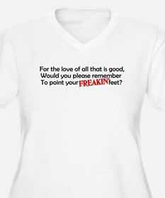 Point Your Feet T-Shirt