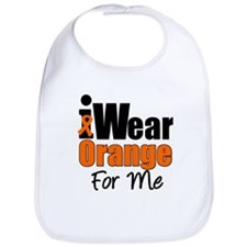 Leukemia Ribbon Bib
