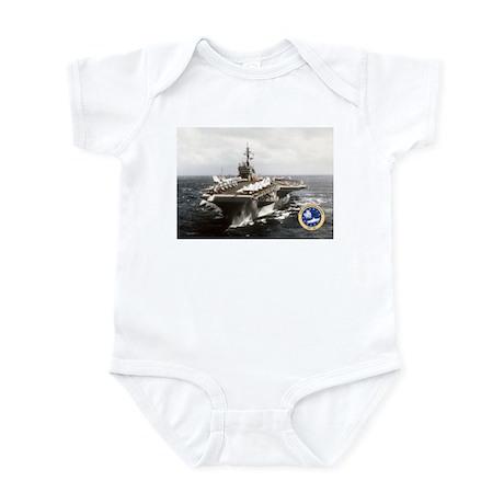 USS Constellation CV-64 Infant Bodysuit