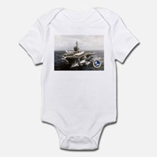 USS Constellation CV-64 Infant Bodysuit