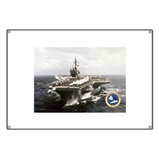 USS Constellation CV-64 Banner