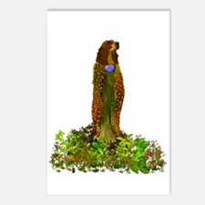 Unconditional Love Goddess Postcards (Package of 8