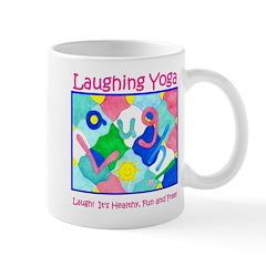 Laughing Yoga LAUGH Mug