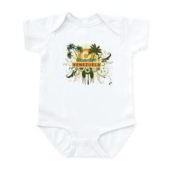 Palm Tree Venezuela Infant Bodysuit