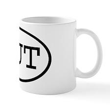 SUT Oval Mug