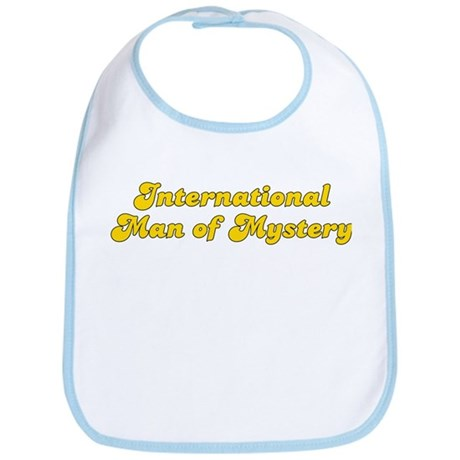 Retro Internation.. (Gold) Bib