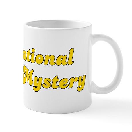 Retro Internation.. (Gold) Mug
