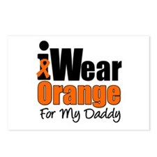 Leukemia Daddy Postcards (Package of 8)