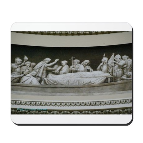 THE CAPITOL ROTUNDA DESOTO BU Mousepad