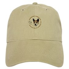Cute Norwegian lundehund Baseball Cap