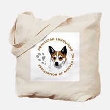 Unique Norwegian lundehund Tote Bag