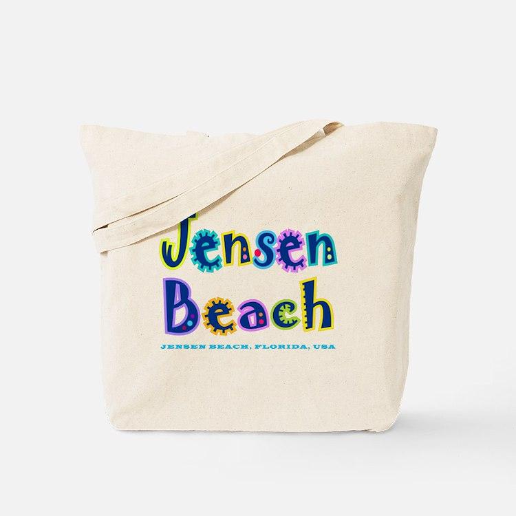 Jensen Beach - Tote or Beach Bag