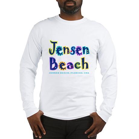 Jensen Beach - Long Sleeve T-Shirt