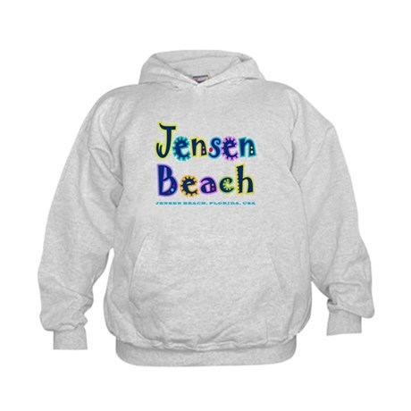 Jensen Beach - Kids Hoodie