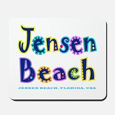 Jensen Beach - Mousepad