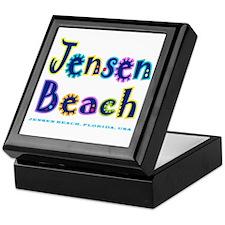 Jensen Beach - Keepsake Box