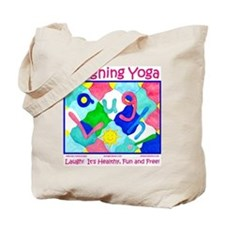 Laughing Yoga LAUGH Tote Bag