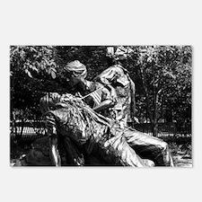 Vietnam Womens Memorial Postcards (Package of 8)