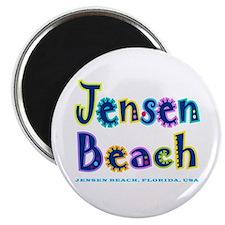 Jensen Beach - Magnet