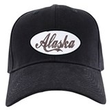 Alaska Baseball Cap with Patch