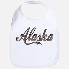 Vintage Alaska Bib