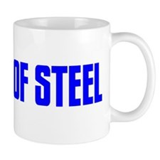 """The Man of Steel"" Mug"