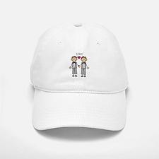 Gay Marriage - I Do Baseball Baseball Cap