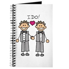 Gay Marriage - I Do Journal