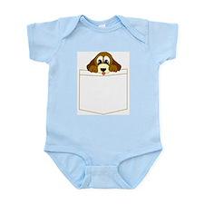Pocket Pooch Infant Creeper