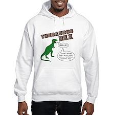 Thesaurus Rex Hoodie Sweatshirt