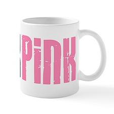 Think Pink 5 Small Mugs