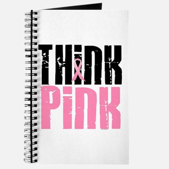 Think Pink 5 Journal