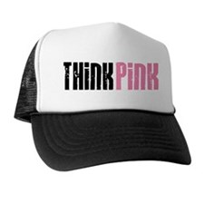 Think Pink 5 Trucker Hat